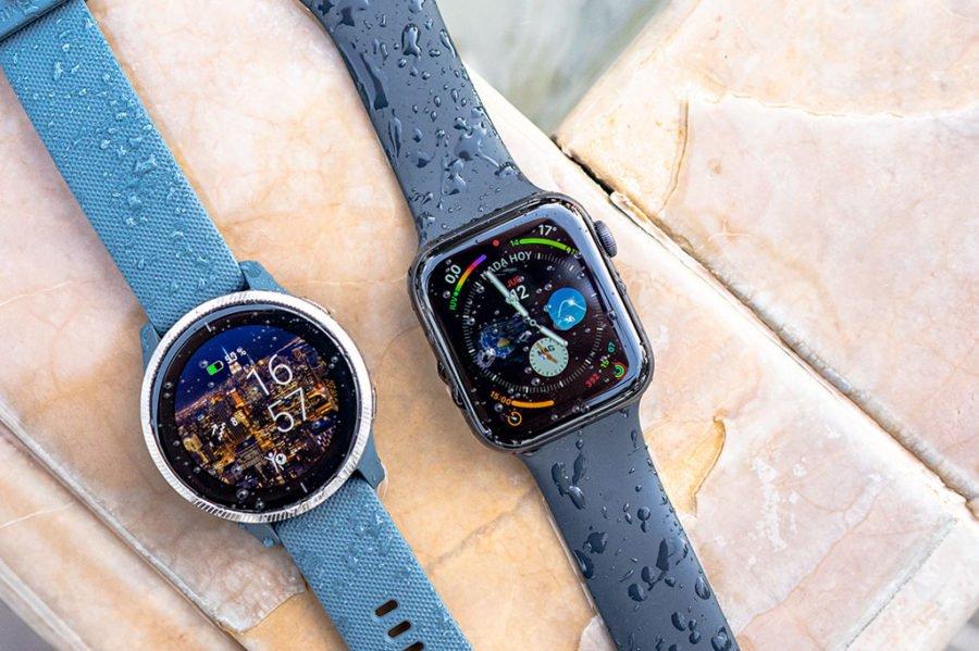 Garmin Venu - Apple Watch