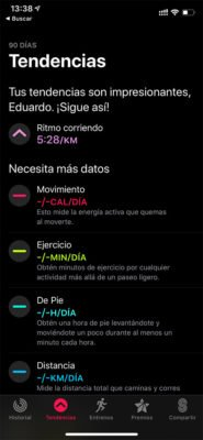 Apple Watch - Tendencias