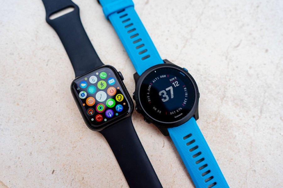 Apple Watch Series 5 - Comparativa pantalla