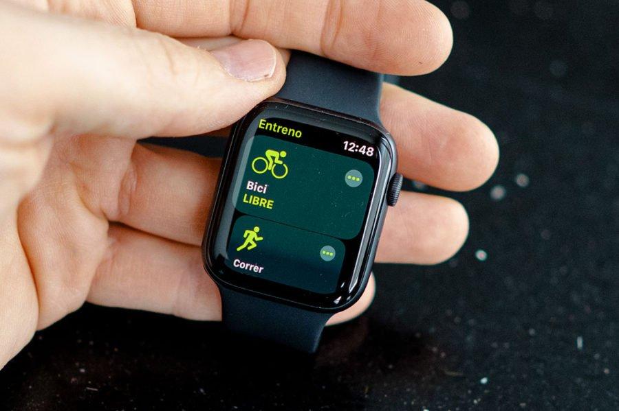 Apple Watch Series 5 - Entrenamiento