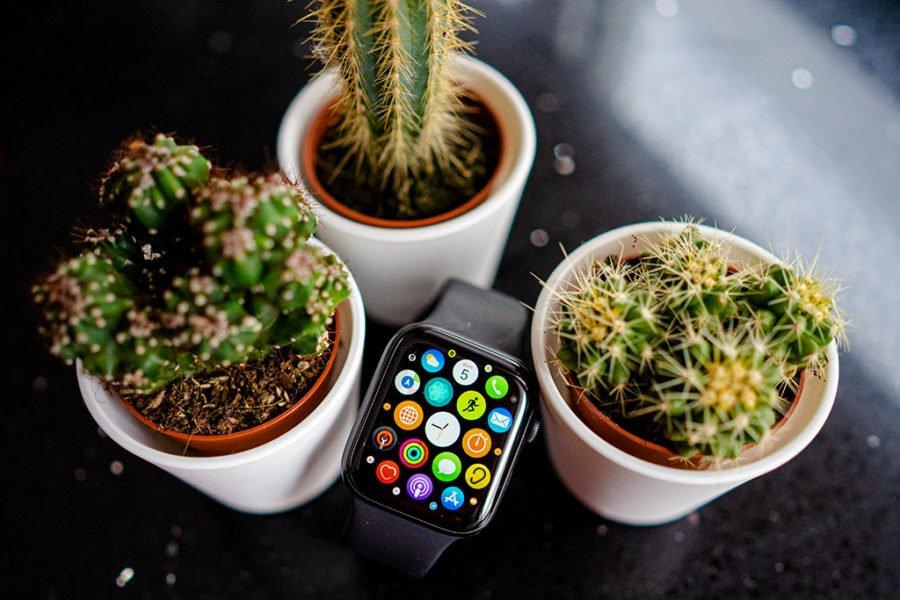 Apple Watch Series 5 - Menú aplicaciones
