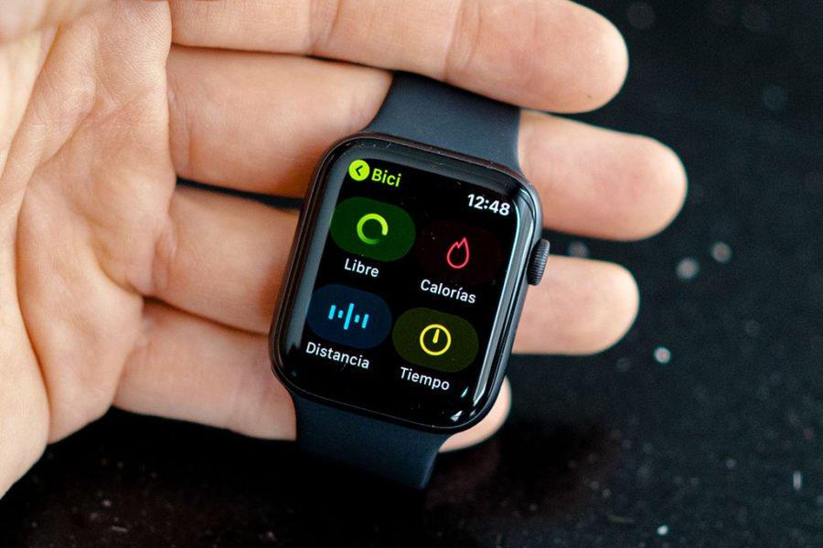 Apple Watch Series 5 - Objetivo entrenamiento