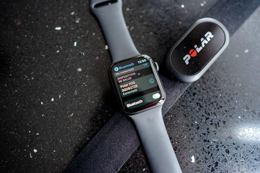 Apple Watch Series 5 - Sensor externo