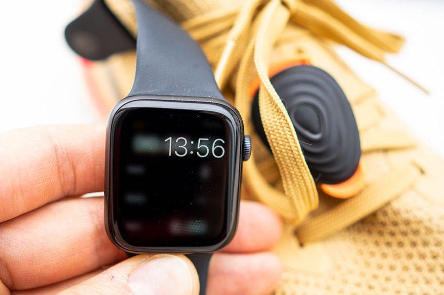 Apple Watch Series 5 - Stryd