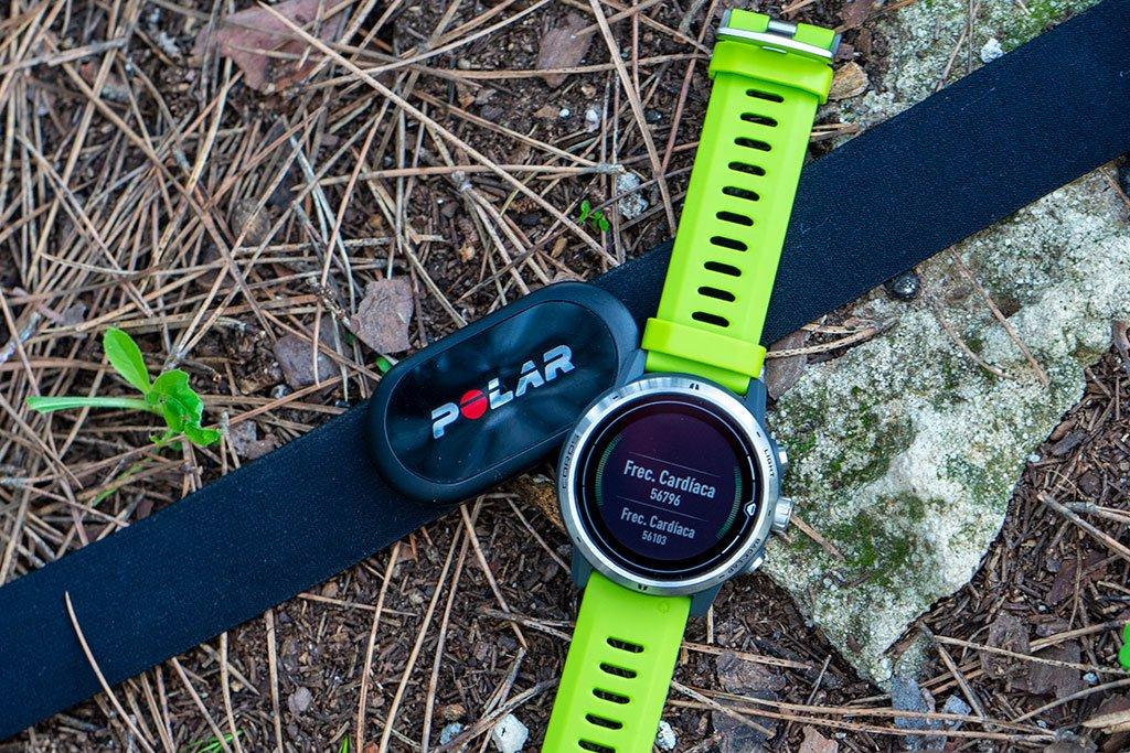 COROS APEX Pro - Sensor de pulso externo