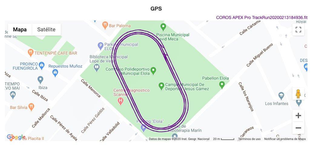 Track Mode