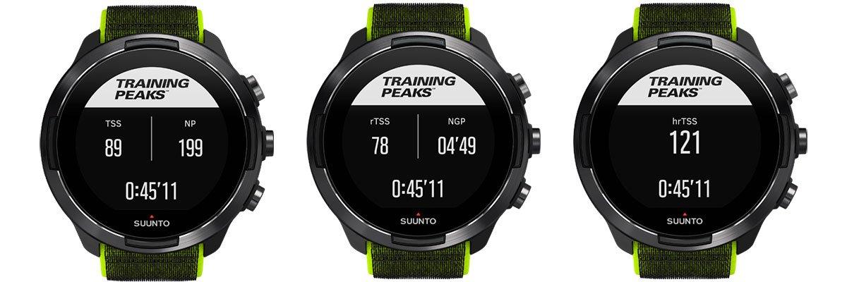 SuuntoPlus - TrainingPeaks