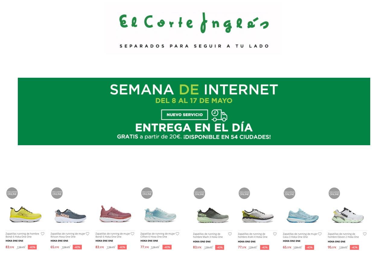 Ofertas El Corte Inglés