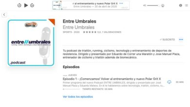 Foto de ¡Entre Umbrales ya disponible en Apple Podcasts! Y pronto disponible el episodio 2