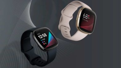 Fitbit Sense - Fitbit Versa 3