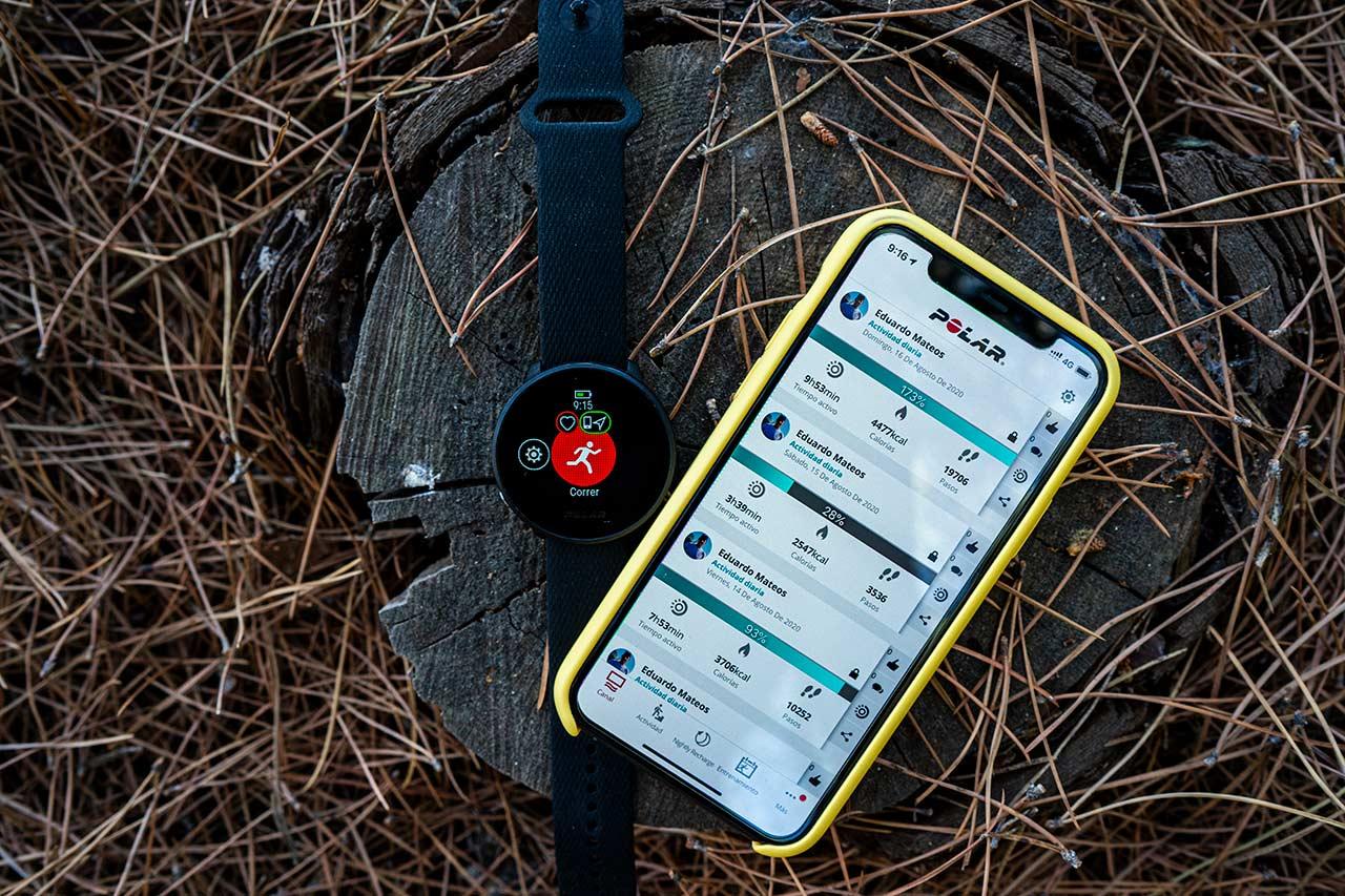 Polar Unite - GPS Conectado