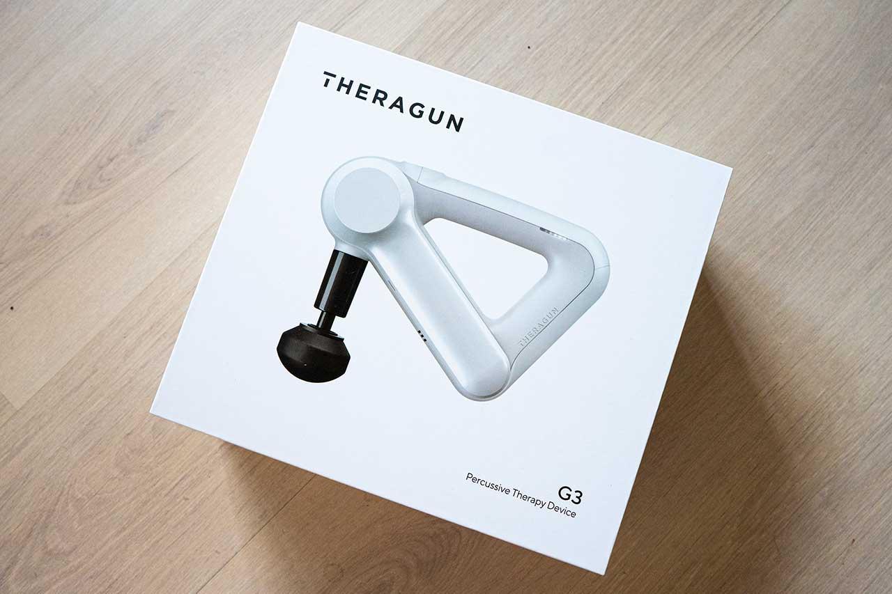 Theragun G3 - Caja