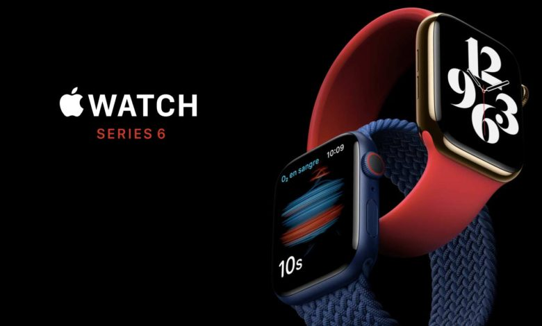 Apple Watch Series 6 - Apple Watch SE