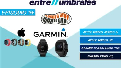 ENTRE UMBRALES | Episodio 14. Lo último de Apple y Garmin