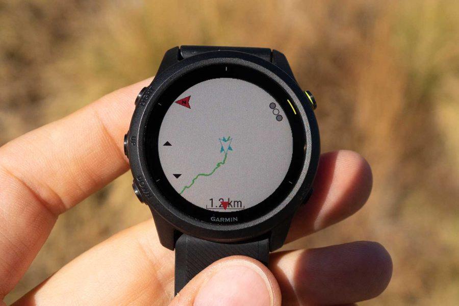 Garmin Forerunner 745 - Navigation