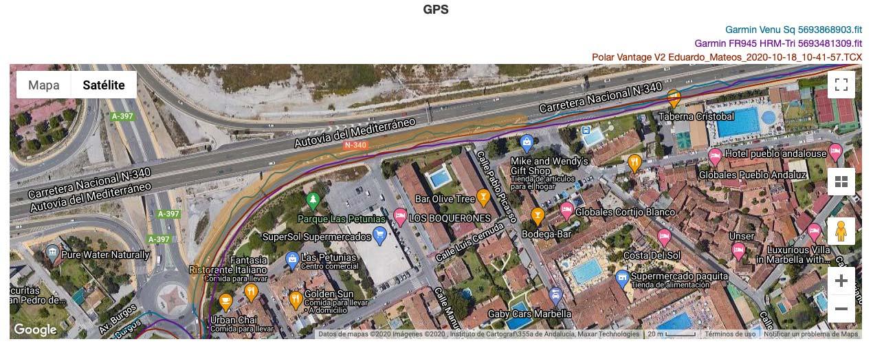 Garmin Venu Sq - GPS