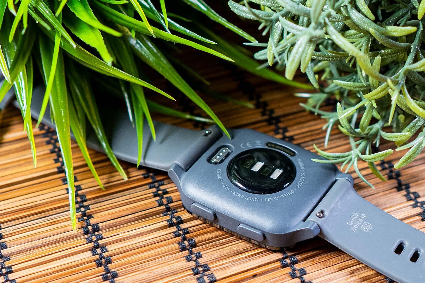 Garmin Venu Sq - Sensor de pulso óptico