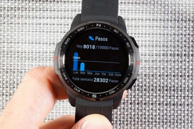 Honor Watch GS Pro - Actividad diaria