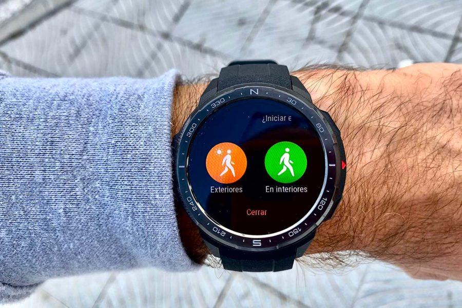 Honor Watch GS Pro - Detección de actividad