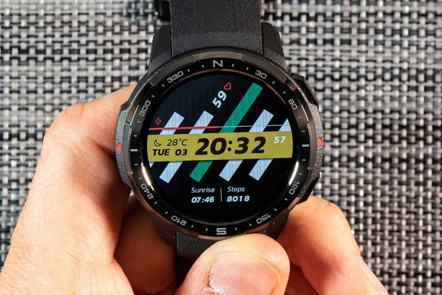 Honor Watch GS Pro - Pantalla reloj