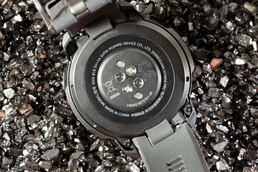 Honor Watch GS Pro - Sensor de pulso óptico