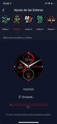 COROS PACE 2 - Esferas de reloj