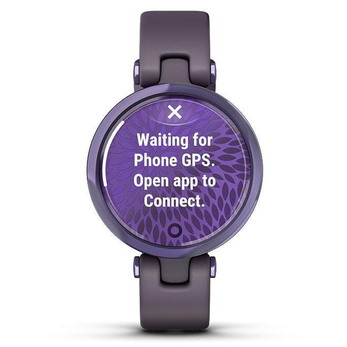 Garmin Lily - GPS conectado