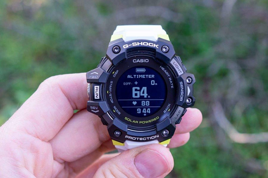 Casio G-Shock H1000 - Altímetro