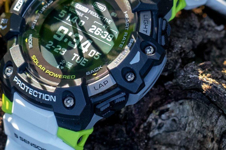 Casio G-Shock H1000 - Bisel