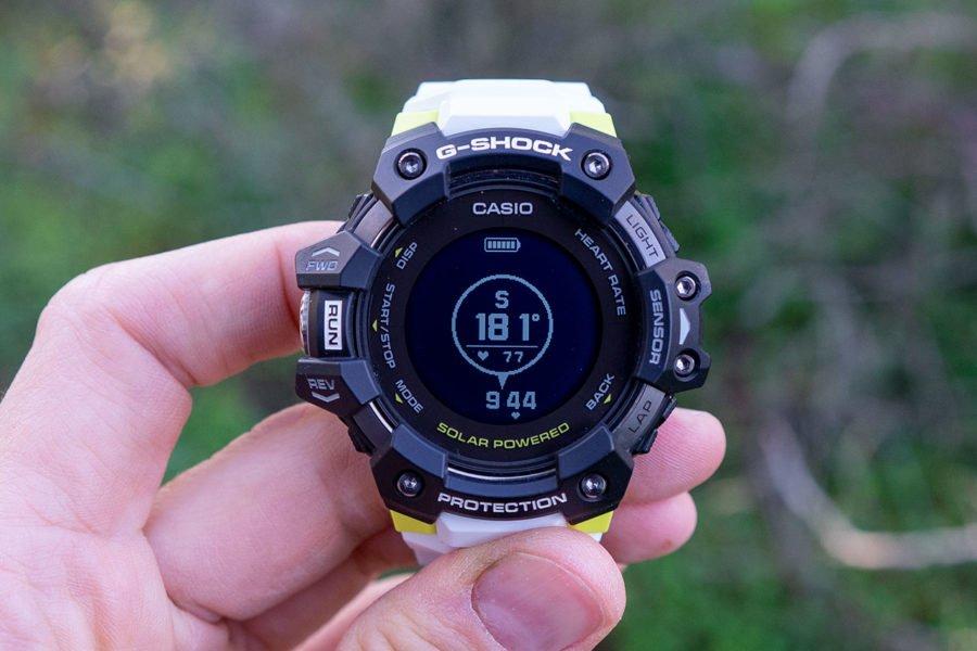 Casio G-Shock H1000 - Brújula