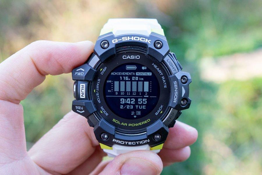 Casio G-Shock H1000 - Esferas de reloj