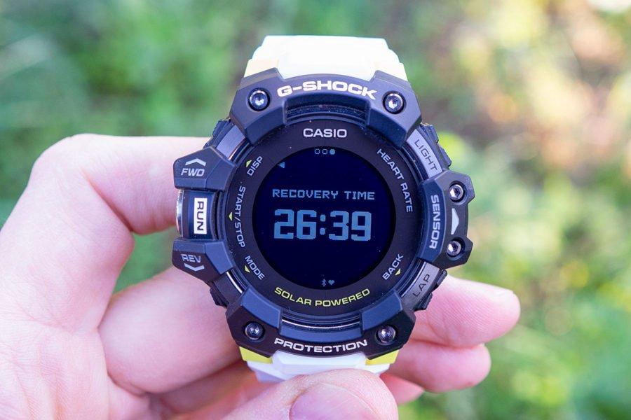 Casio G-Shock H1000 - Tiempo de recuperación