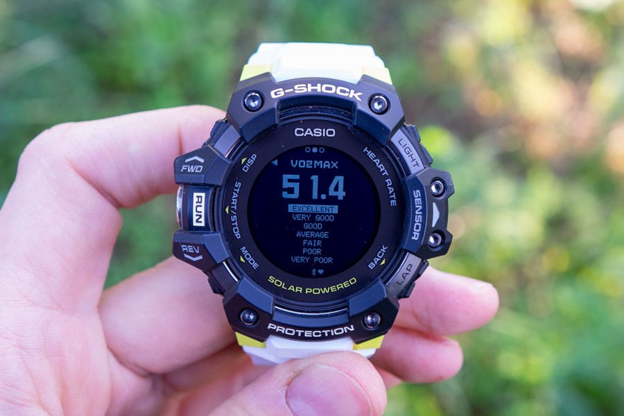 Casio G-Shock H1000 - VO2Max