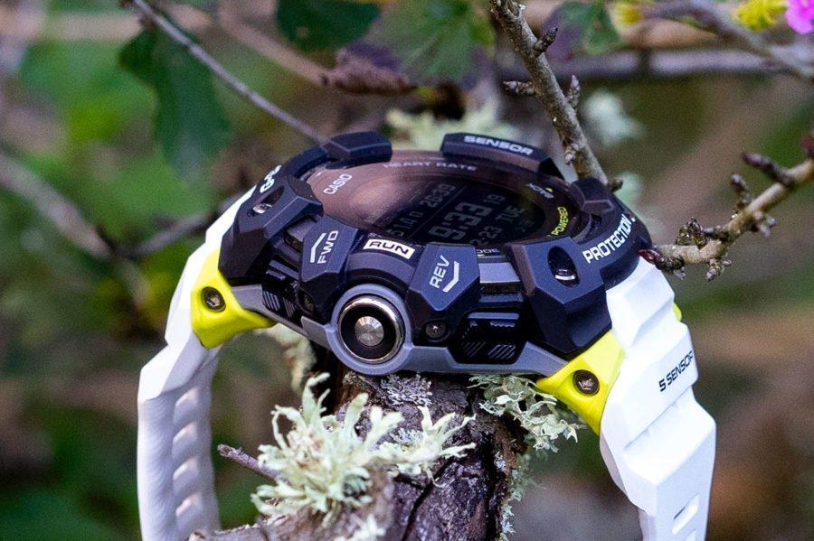 Casio G-Shock H1000 - Botones