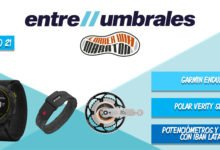 Entre Umbrales Podcast - Garmin Enduro, Polar Verity Sense, potenciómetros