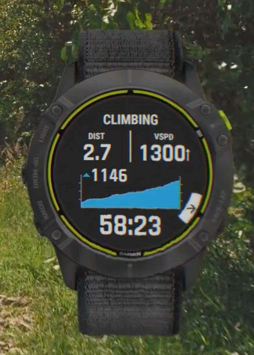 Garmin Enduro