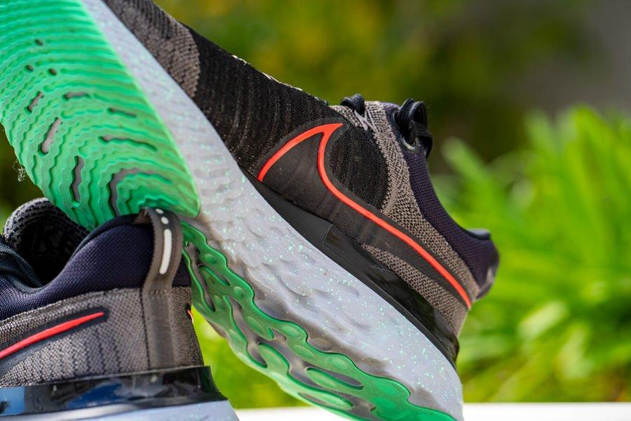 Nike React Infinity Run Flyknit 2 - Arco