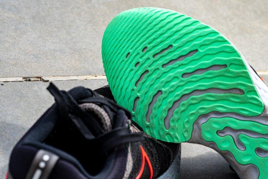 Nike React Infinity Run Flyknit 2 - Suela