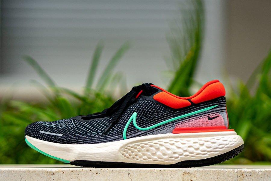 Geometría Nike ZoomX Invincible Run