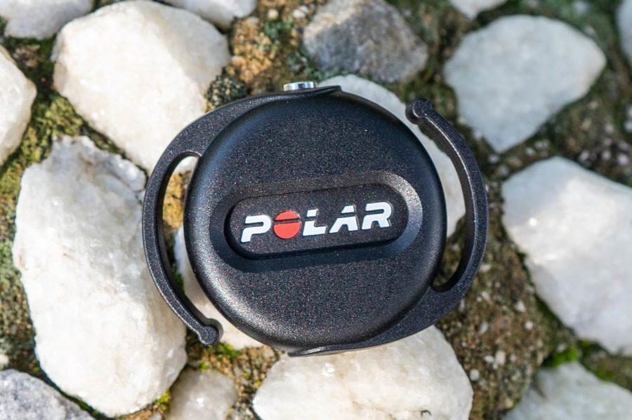 Polar Verity Sense - Soporte clip natación