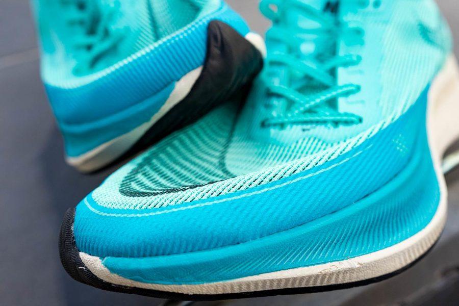 Review Nike Vaporfly NEXT% 2 - Refuerzo Upper