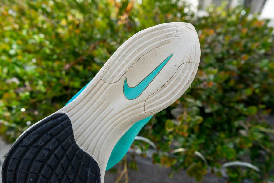 Review Nike Vaporfly NEXT% 2 - Suela