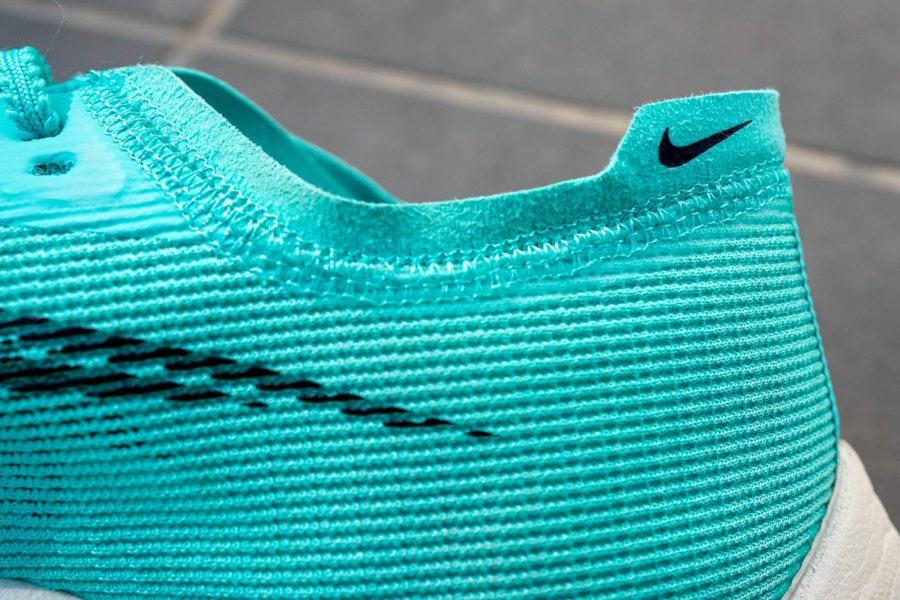 Review Nike Vaporfly NEXT% 2 - Talón