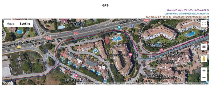 Garmin Enduro -- Garmin Venu 2 comparison Review