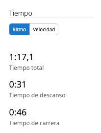 Garmin Enduro - descanso ultratrail