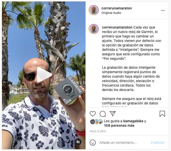 Post Instagram