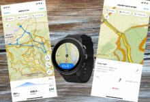 Suunto App - Aviso de giro