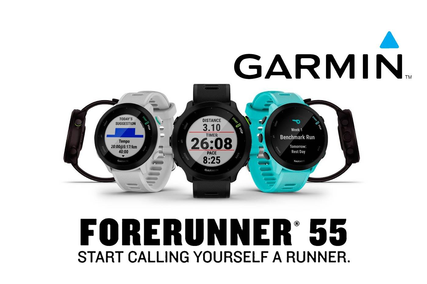 Garmin Forerunner 55