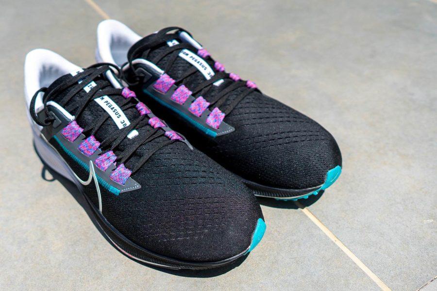 Nike Pegasus 38 - Upper