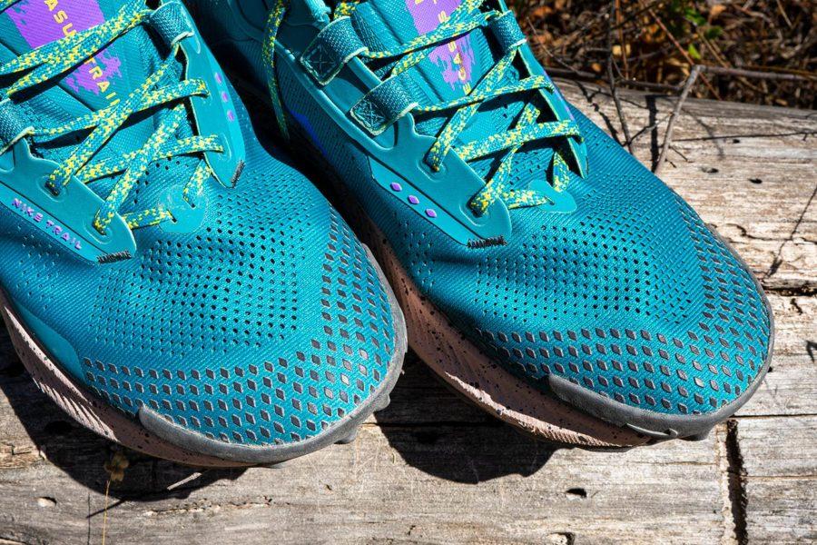 Nike Pegasus Trail 3 - Ventilación upper